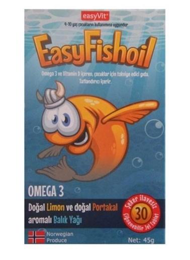 Easy Fishoil Gıda Takviyesi Renksiz